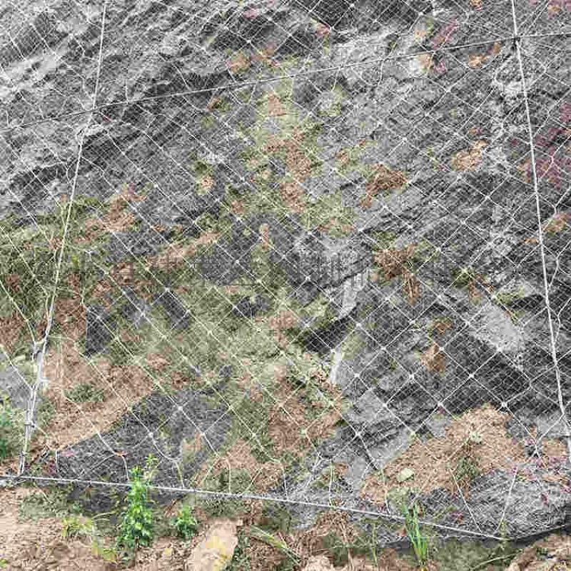 成都主动防护网 边坡防护网安装