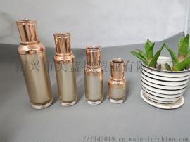化妆品包装瓶 兰花乳液瓶 亚克力乳液瓶