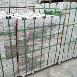 湖北g603湿贴砖 白麻g603高墙砖 广场平砖