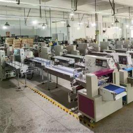 电源线包装机 数据线包装机 排插线枕式包装机