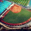 曼吉亞斯環保紅土棒壘球場專供紅土