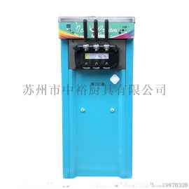 donper东贝 芜湖商用三头软冰淇淋机 全自动甜筒雪糕机