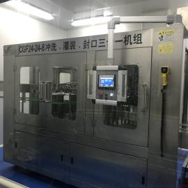 饮用水新食品机械 全自动饮用水灌装机