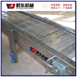链板式输送机 镀锌滚筒输送机