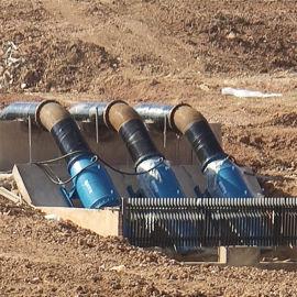 天津斜拉式潜水轴流泵厂家 质量可靠在线答疑