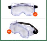 安全護目鏡防衝擊噴濺防塵防沙 可調節式頭帶