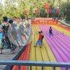 抖音網紅木板搖擺橋彩虹橋是景區投資好項目