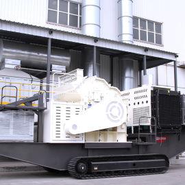 移动破碎机设备 新型移动破碎机 移动破碎机生产厂家