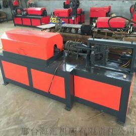 钢筋调直切断机加工厂,标准件全自动钢筋调直机