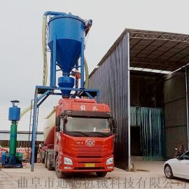 风力吸送化工粉剂倒仓设备环保型气力抽灰机