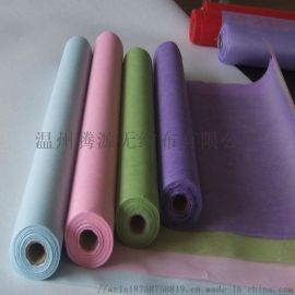 工厂直销包装材料包装无纺布彩色无纺布