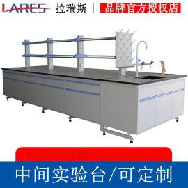 宁波全钢木实验桌工作台学校医院化验室操作台边台