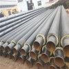 塑套鋼直埋預製保溫管 DN50/60硬質聚氨酯發泡保溫管鶴崗