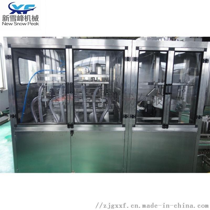 5加仑桶装水灌装机 纯净水生产线