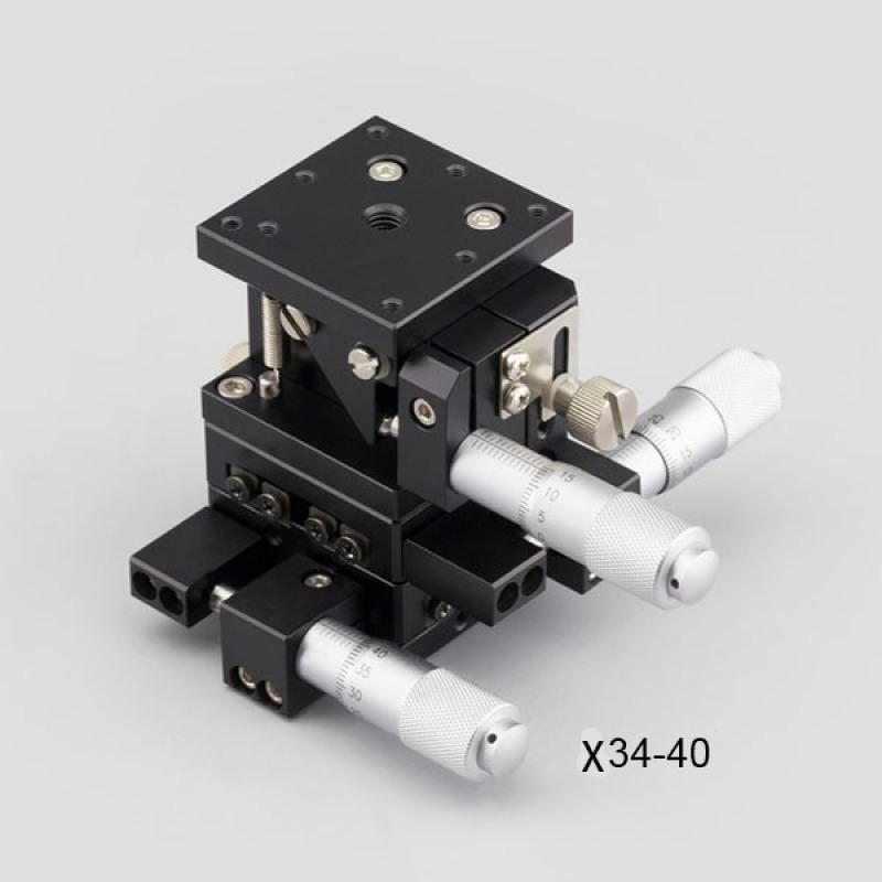 供应水平面XYZ轴调整架,三维调整架