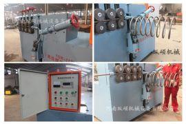 螺旋钢筋打圈机 数控液压螺旋筋成型机的应用