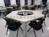 深圳ZDZ001培訓會議桌椅組合長條桌