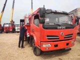 东风四轴底盘配14吨16吨杰龙吊机免运费湖南