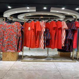 丽芮19秋冬品牌女装库存/ 服装店的品牌货源走份