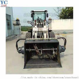 搅拌斗式装载机 铲车搅拌斗 工程搅拌斗装载机