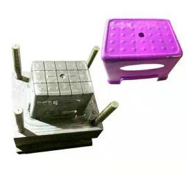 塑料小凳子模具 轻便圆点** 专业设计制造注塑模具