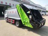 挂桶5吨压缩垃圾车冬季保养细节