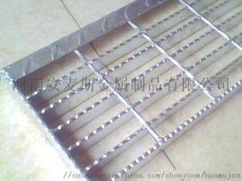 河南安麦斯厂家定制 热镀锌钢格板 镀锌排水沟盖板 踏步板 平台格栅