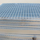 無錫廠家熱鍍鋅鋼格板洗車房防滑不鏽鋼  格柵板