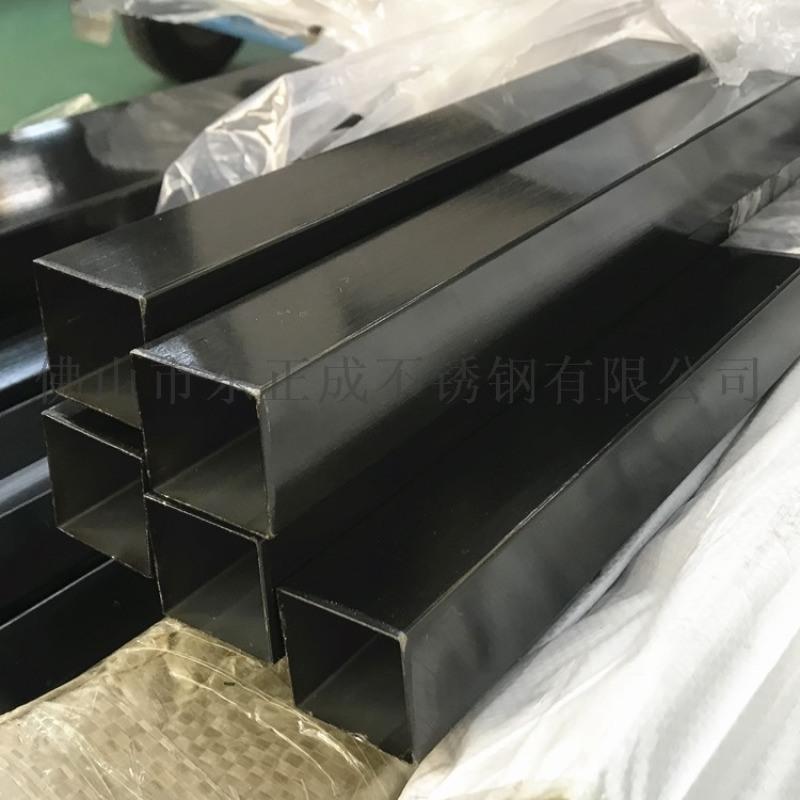广西不锈钢镀色管,201不锈钢镀色管厂家