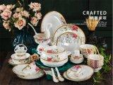 景德镇陶瓷北欧餐具碗碟套装礼品餐具办公陶瓷杯