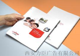 西安雁塔区、灞桥区画册设计,广告画册设计