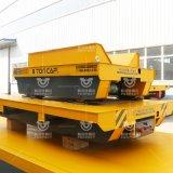 廠家直銷 蓄電池電動平車 5噸鑄造模具搬運工具車