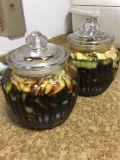 調料罐雜糧罐收納罐儲物罐茶葉罐泡菜罈泡椒罐醃菜罐
