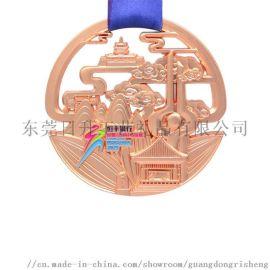 厂家定制 赛事奖牌 运动会奖牌锌合金徽章