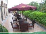 綠莊仿木園林休憩桌椅--找時景傢俱