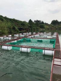 大网箱 养殖网箱 水产养鱼网箱加工网箱定制