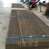 高鉻鋼板(12+12)mm堆焊耐磨板供應商