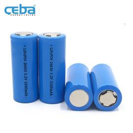 3.2V强光手电筒26650磷酸铁**电池3.3Ah