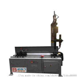 供应立式环缝焊接机 不锈钢材料的端盖焊接设备