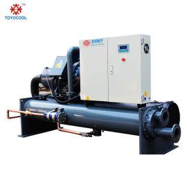 东洋 水冷 开放式螺杆式冷水机组 70HP