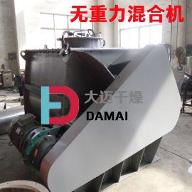 WZ无重力双轴桨叶混合机 冶金矿石混合设备
