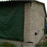猪栏卷帘布 猪场防水卷帘布
