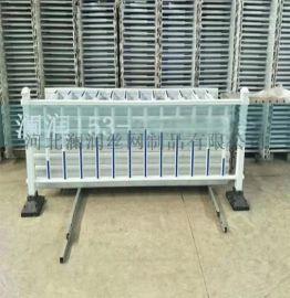 安平丝网直销草坪护栏 pvc塑钢护栏 支持批发定制