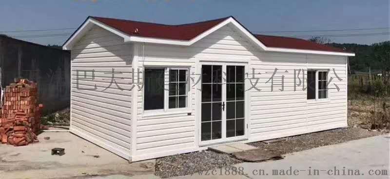 PVC外墙挂板新型装饰材料仿木纹扣板户外快装板