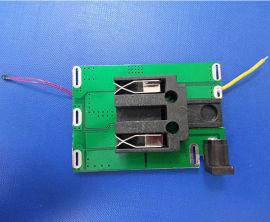 厂家直销4串**电池保护板  四串平推充放电保护板
