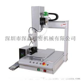 潮州供应深鑫音箱喇叭自动焊锡机多功能焊锡
