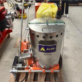 单冷喷划线机热熔划线机路面热熔划线机