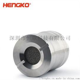 多孔不锈钢滤头耐高温防腐蚀 烧结不锈钢滤筒钢滤筒