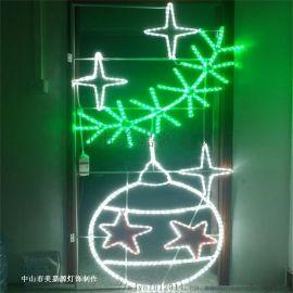 路灯杆挂件灯-灯带造型灯,滴胶造型灯