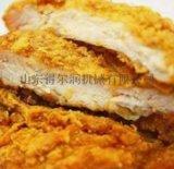川香鸡块上浆机 鸡块裹面包糊机 川香鸡块裹粉